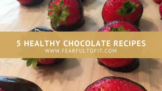5 Healthy Chocolate Recipes